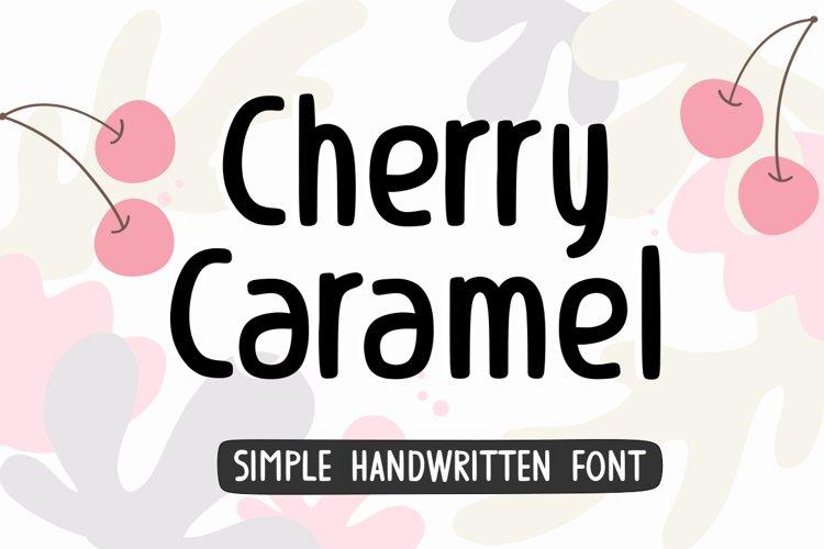 Cherry Caramel example image 1