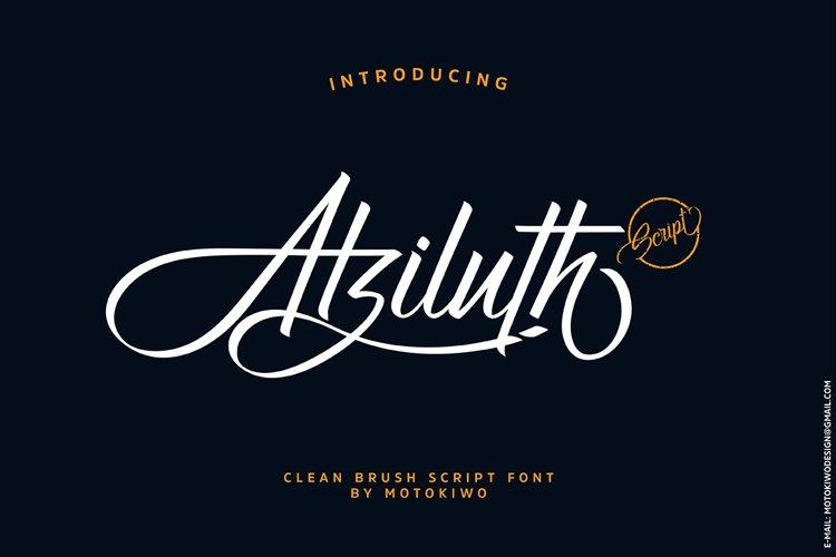 Atziluth Script example image 1