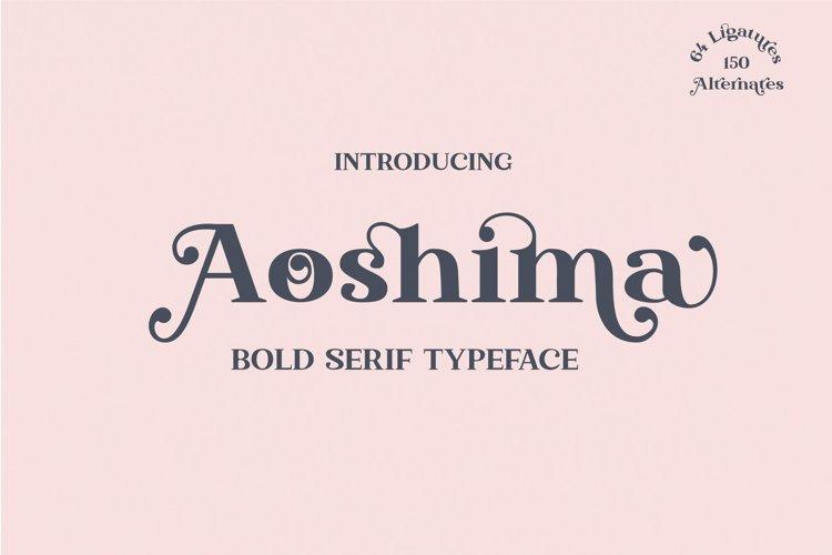Aoshima example image 1