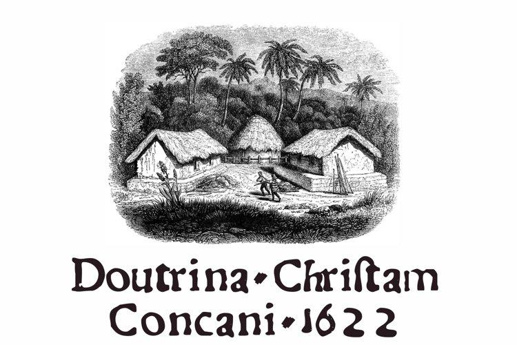 Dovtrina Christam Concani 1622 example image 1