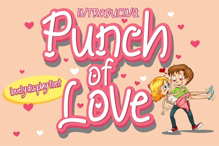 Punch Of Love example image 1