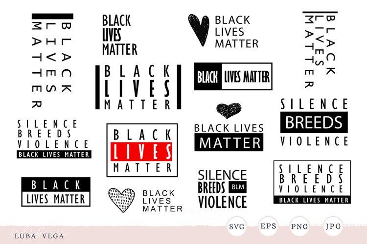 Black lives matter |Silence is violence