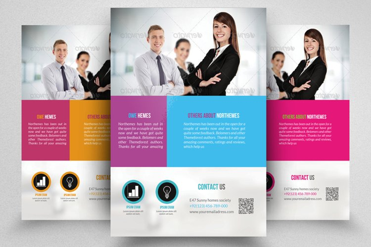 Job Fair Business Flyer example image 1