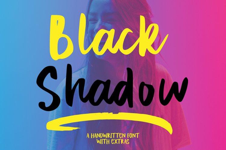 Black Shadow example image 1