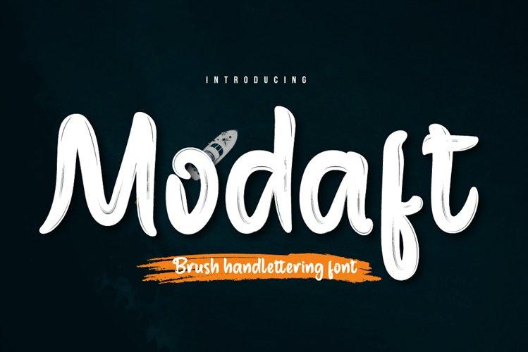 Modaft example image 1