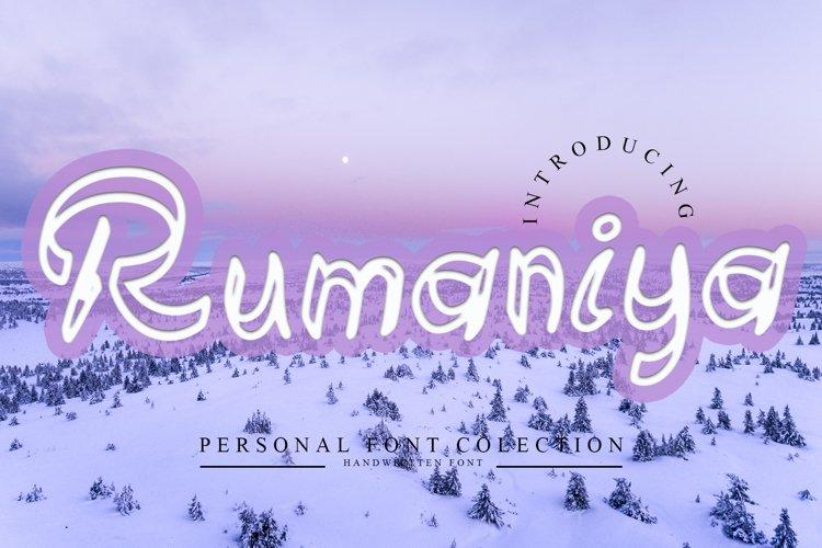 Rumaniya example image 1