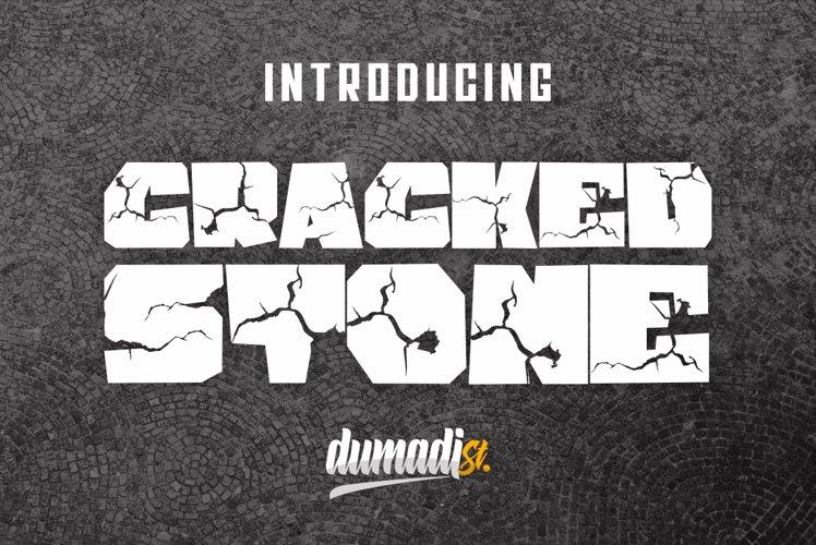 Cracked Stone example image 1