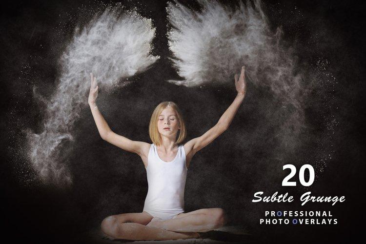 20 Subtle Grunge Photo Overlays example image 1