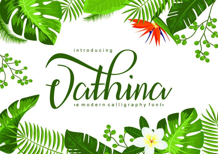 vathina script example image 1