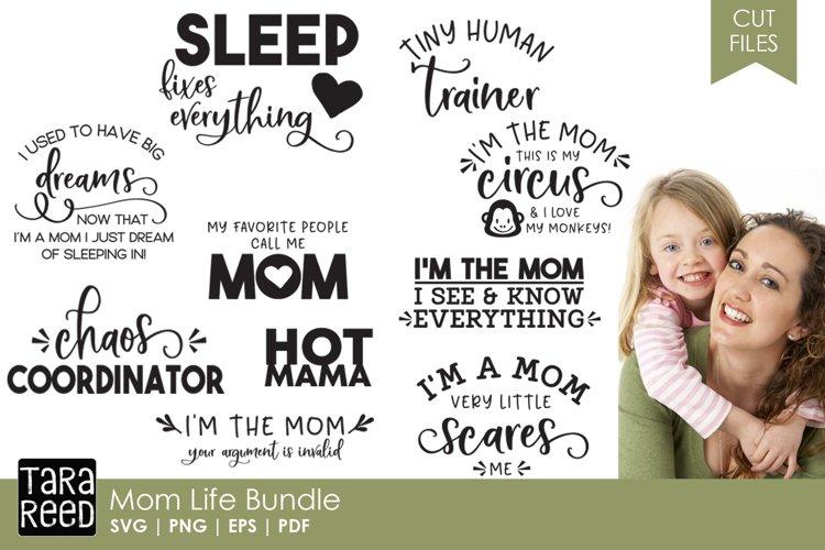 Mom Life Bundle example image 1