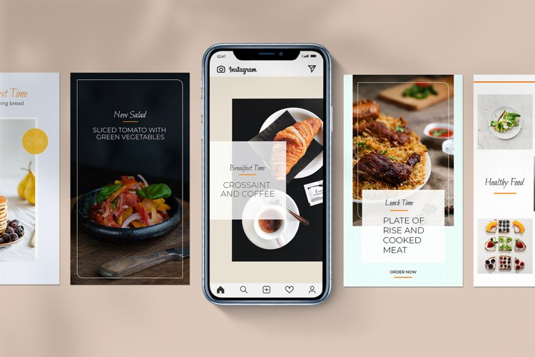 Restaurant Social Media Pack