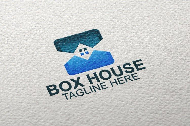 House Box Logo example image 1