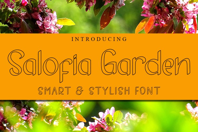 Salofia Garden example image 1