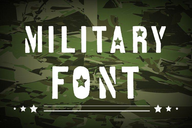 Military Alphabet Symbols