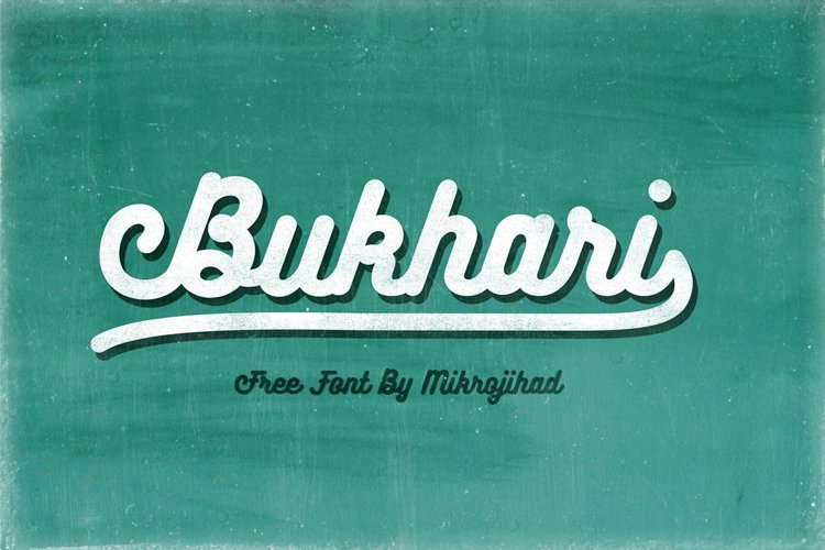Bukhari Script example image 1