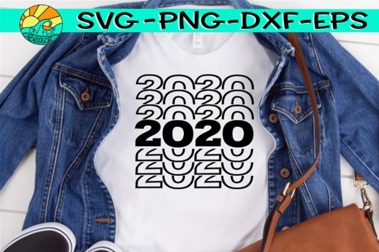 2020 - Repeat - SVG PNG DXF EPS