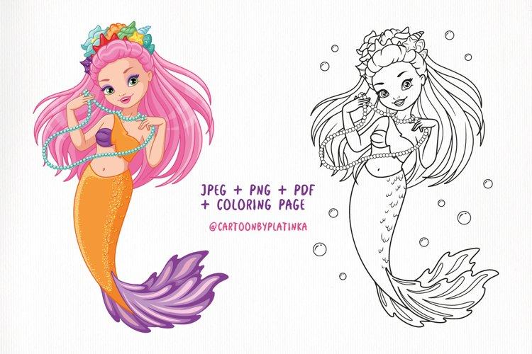 Mermaid Fashionista