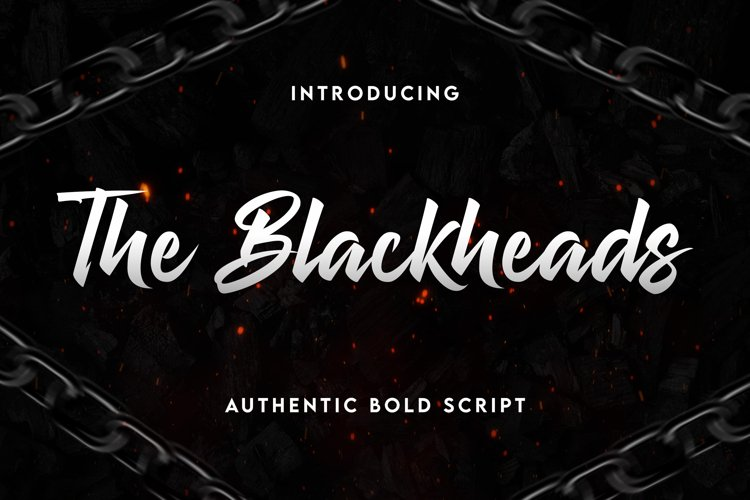 The Blackheads example image 1