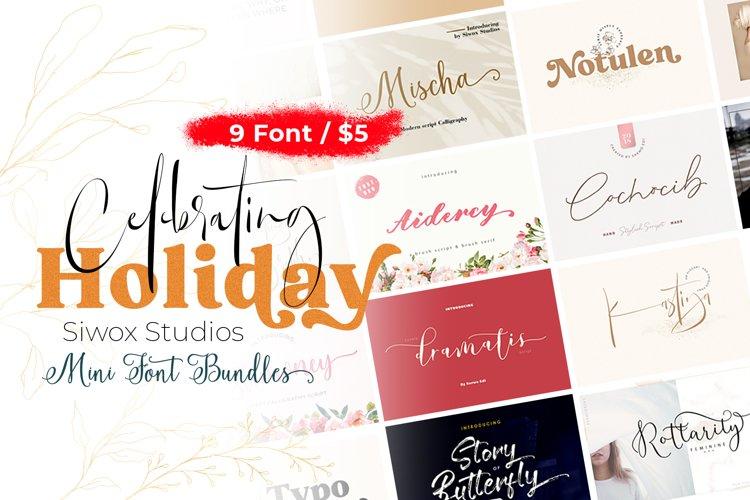 Mini Bundle Celebrating Holiday! example image 1