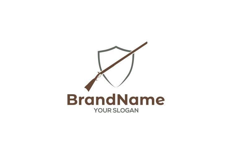 Shotgun Shield Logo Design