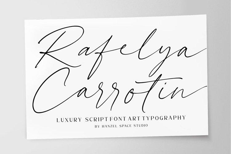 Rafelya Carrotin example image 1
