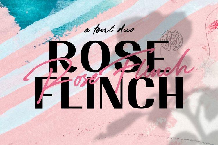 Rose Flinch Duo