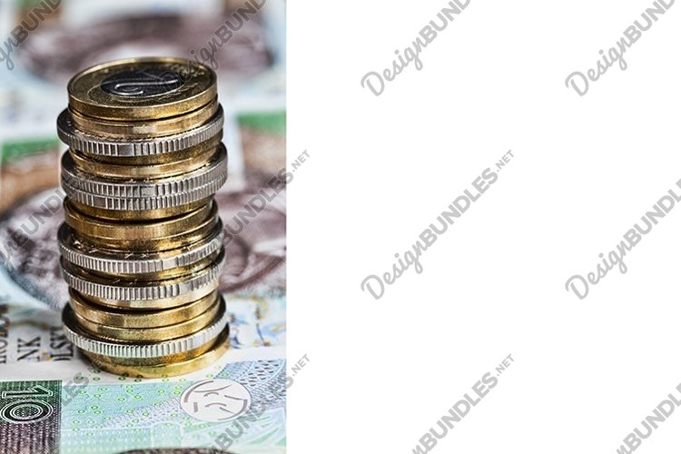 shiny Polish coins example image 1