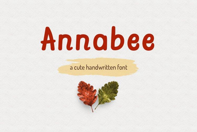 Annabee example image 1