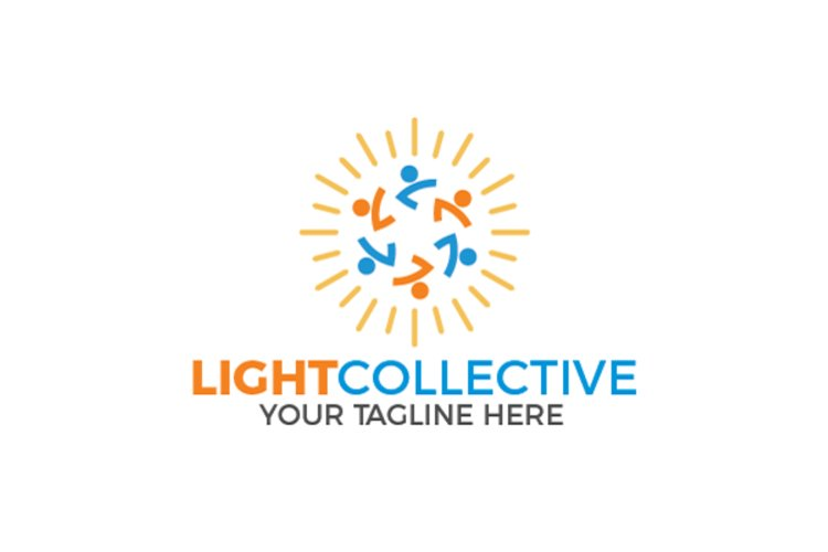 Light Collective logo example image 1
