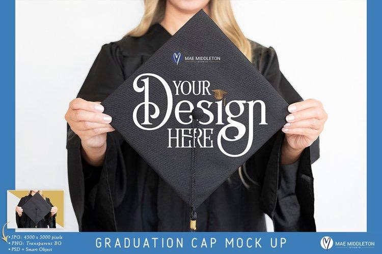 Graduation Cap Mockup | Psd, Png, Jpg