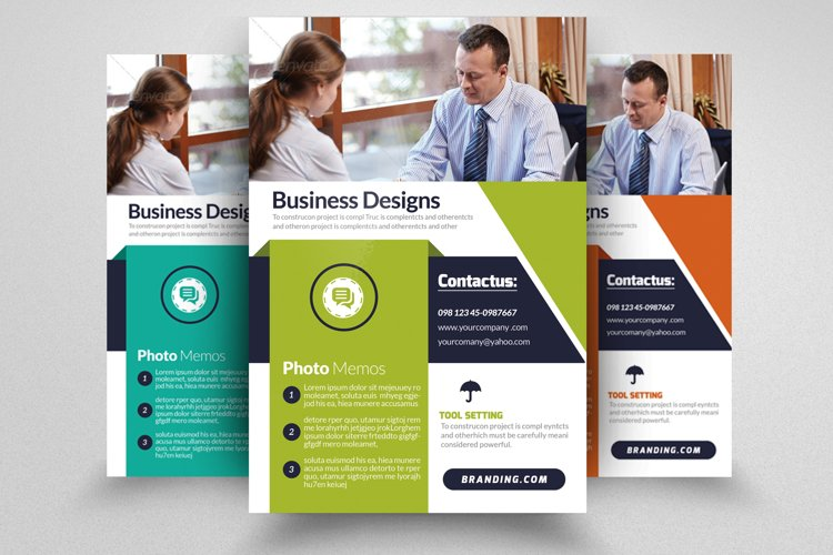 Law Firm Flyer & Ad poster example image 1