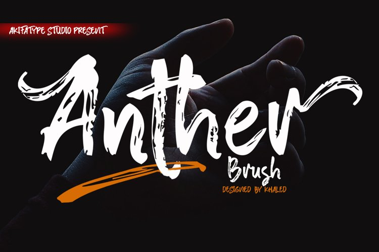 Anther Brush