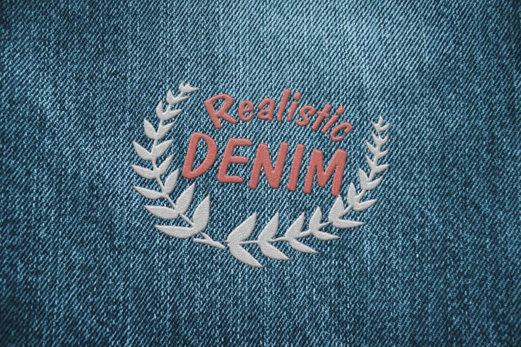 15 Denim Jean Fabric Textures JPG example