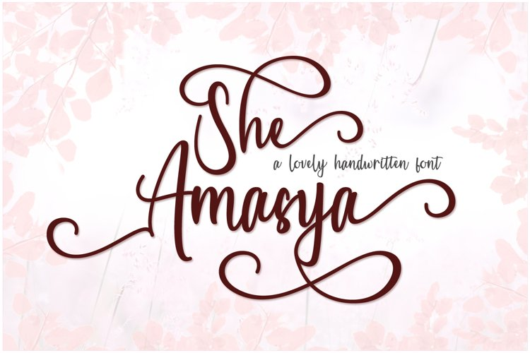 She Amasya