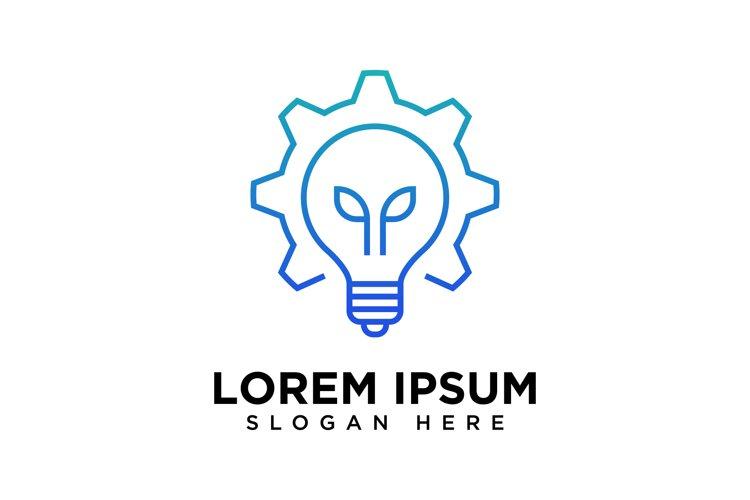 Creative Bulb Logo example image 1