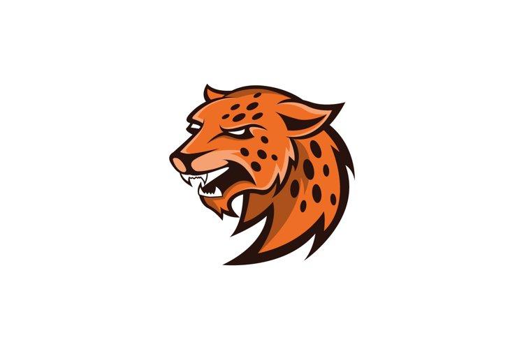 cheetah logo 557884 logos design bundles cheetah logo