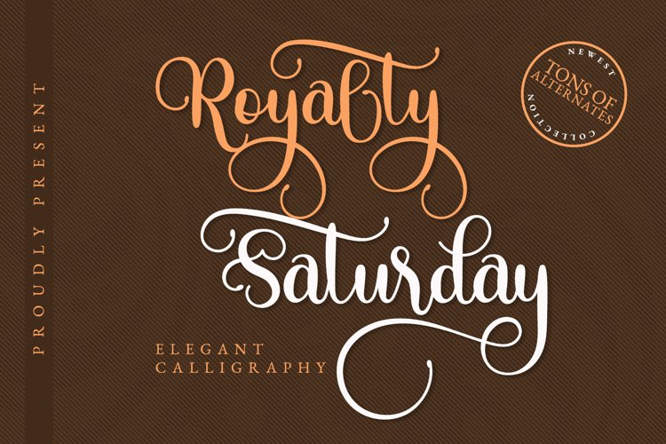 Royalty Saturday