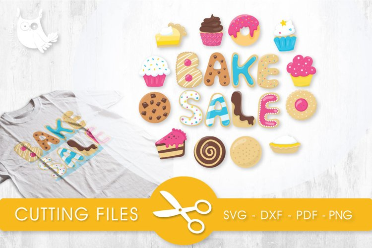 Black Sale Goodies cutting files svg, dxf, pdf, eps included - cut files for cricut and silhouette - Cutting Files SVG example image 1