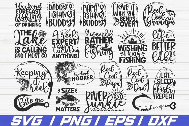 Download Fishing Svg Bundle Cut File Cricut Fisherman Svg 1165484 Cut Files Design Bundles