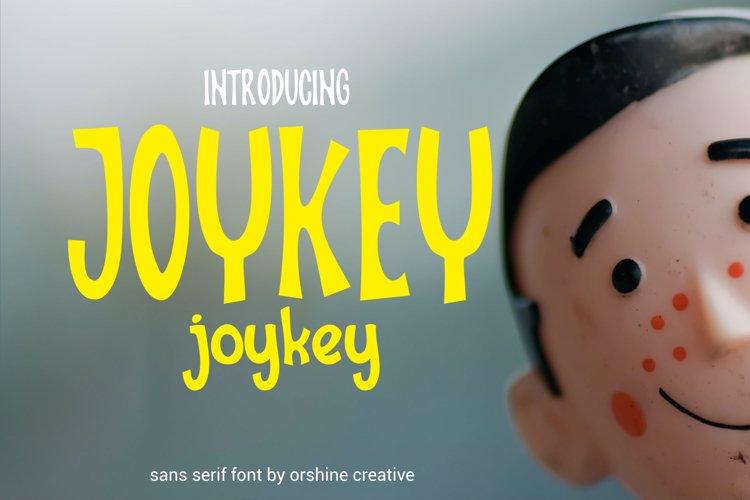 Joy Key example image 1
