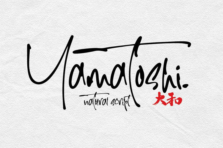 Yamatoshi example image 1