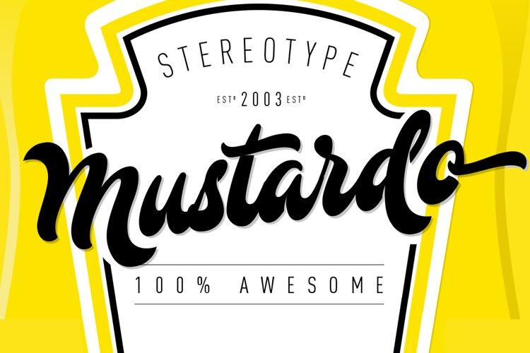 Mustardo example image 1