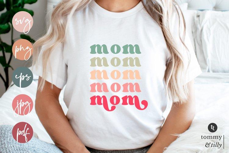 Mom / Mum | SVG | Sublimation | Cut File for Cricut