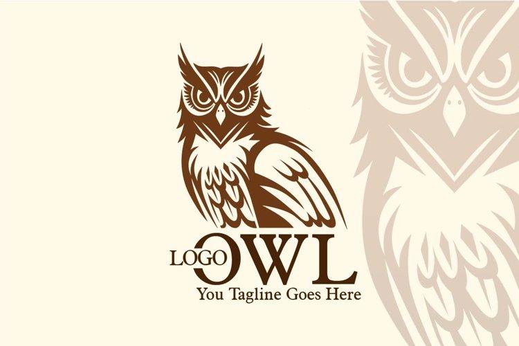OWL - Vector logo
