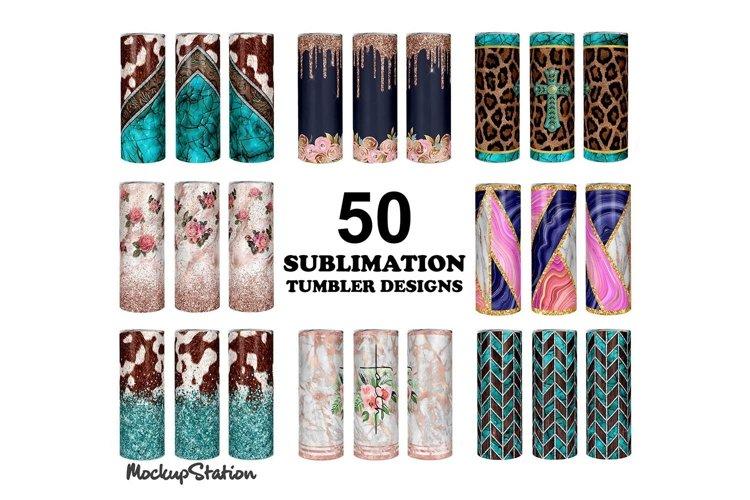 Tumbler Sublimation Design Bundle for 20oz