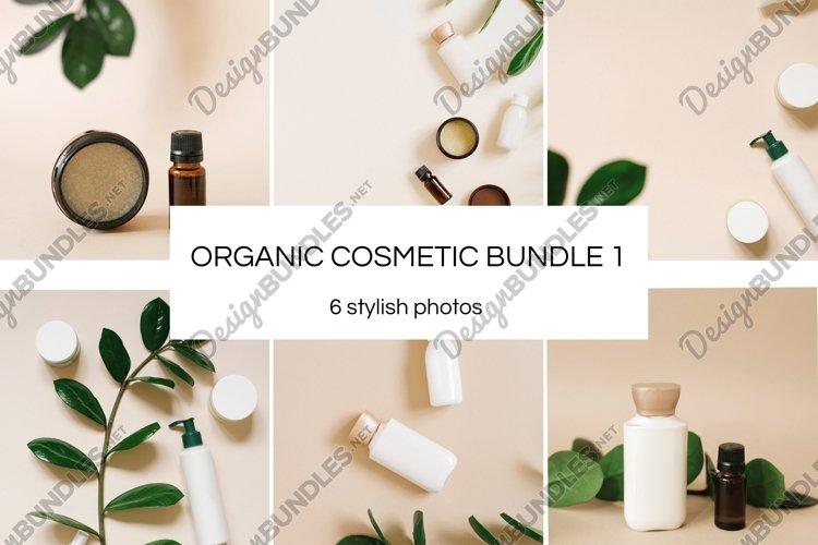 Organic cosmetic bundle example image 1
