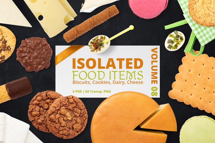 Isolated Food Items Vol 8 example image 1