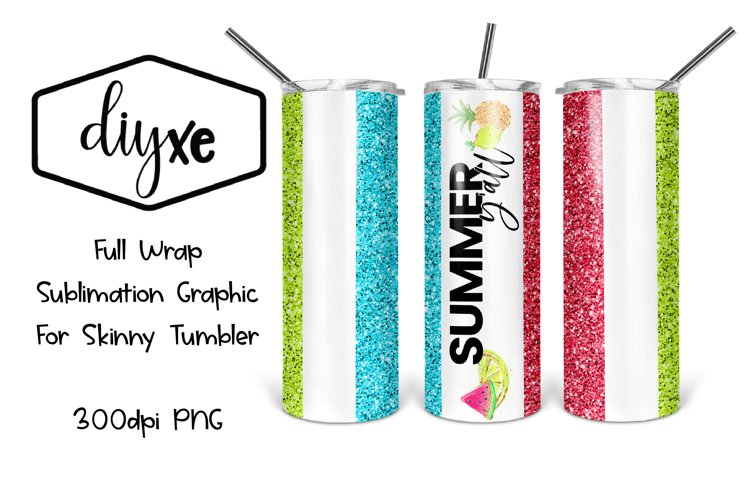 Summer Y'all| 20oz Tumbler |Summer Sublimation example image 1