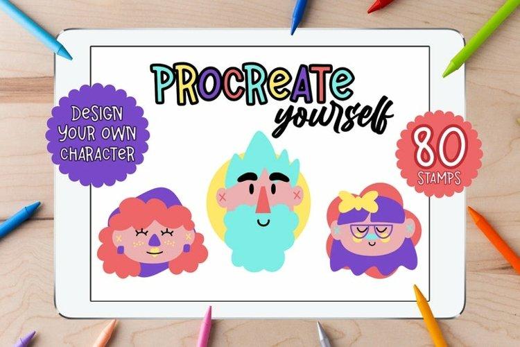 Procreate Brushes | Procreate Yourself, Procreate Stamps