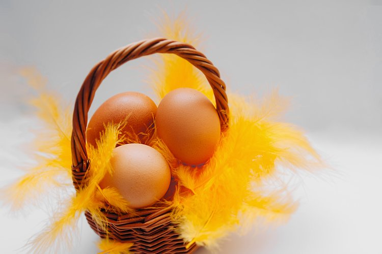 fancy eggs